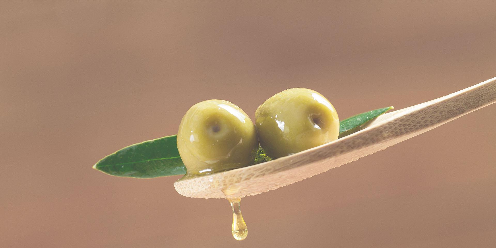Olive oil, liquid gold!