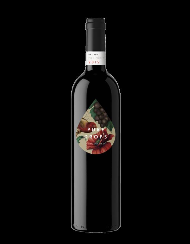 Pure Drops Red Wine